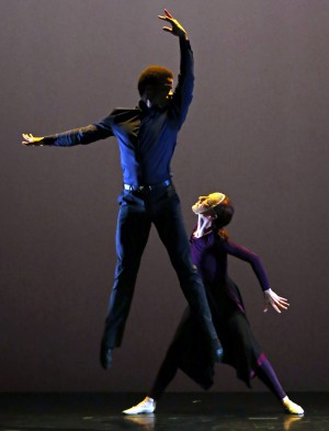 Review: 'Legends & Visionaries' by New York Theatre Ballet