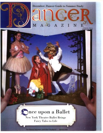Once Upon a Ballet: NYTB Brings Fairy Tales to Life