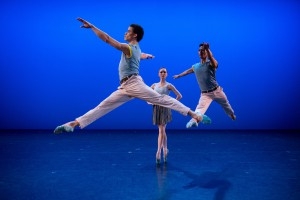 New York Theatre Ballet: Double Andante; Cross Currents; There, And Back Again; Alice-in-Wonderland Follies<br />