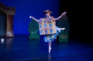 Alice at the Tilles Center!