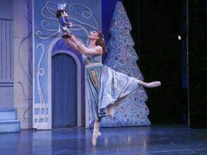 Keith Micheal's The Nutcracker on tour