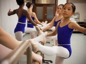 Global Promotion: Ballet School