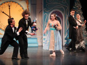 Keith Michael's The Nutcracker!