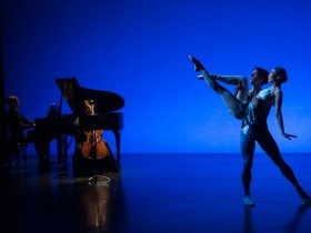 Audition for New York Theatre Ballet
